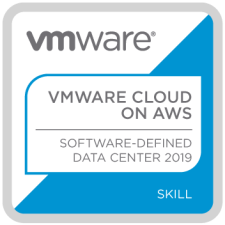 vmware_Skill_AWS_SDDC_2019